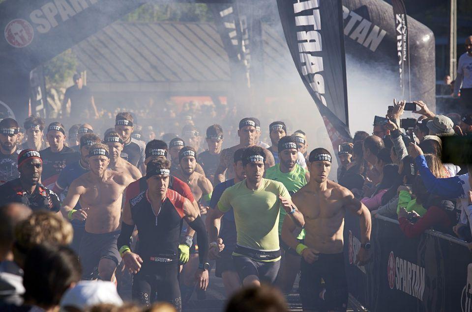 Campeonato Europeo de la Spartan Race en Morzine (Francia)
