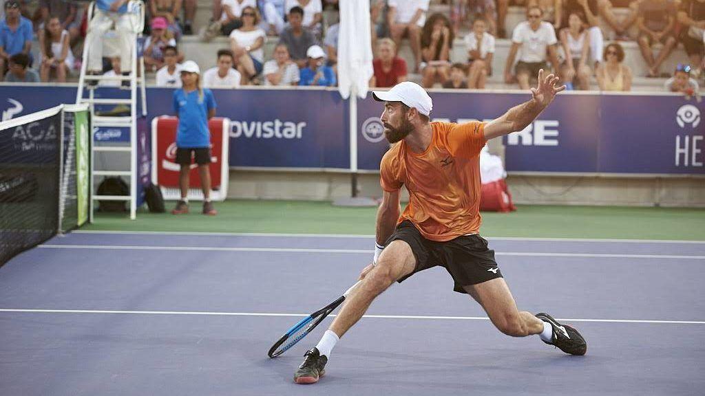 cobertura de eventos deportivos como tennis, regatas, o resistencia. Matteo Viola en el Rafa Nadal Open celebrado en Manacor.