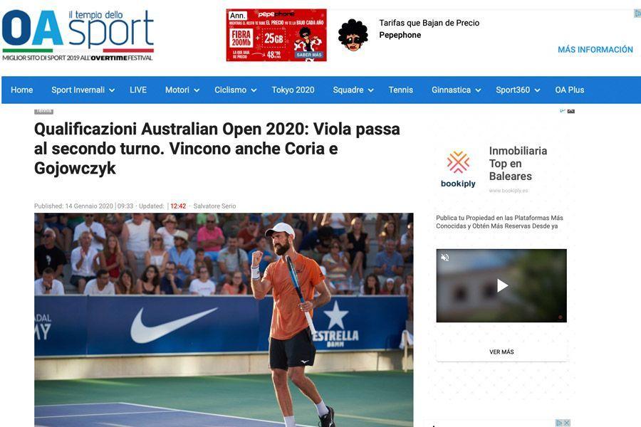 prensa deportes fotografía